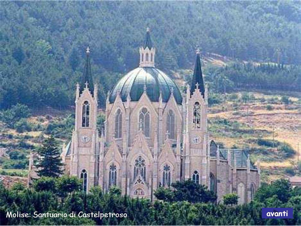 Molise: Santuario di Castelpetroso