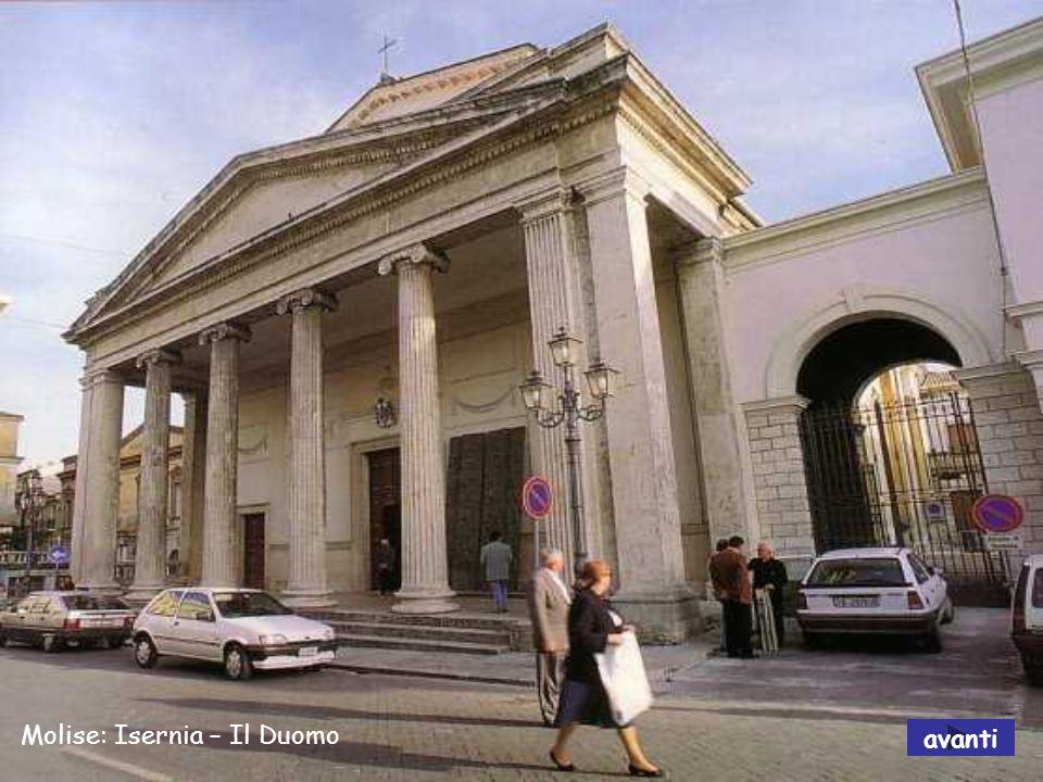 Molise: Isernia – Il Duomo