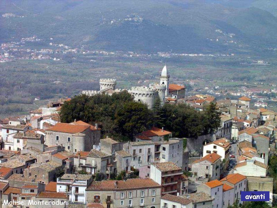avanti Molise: Monteroduni