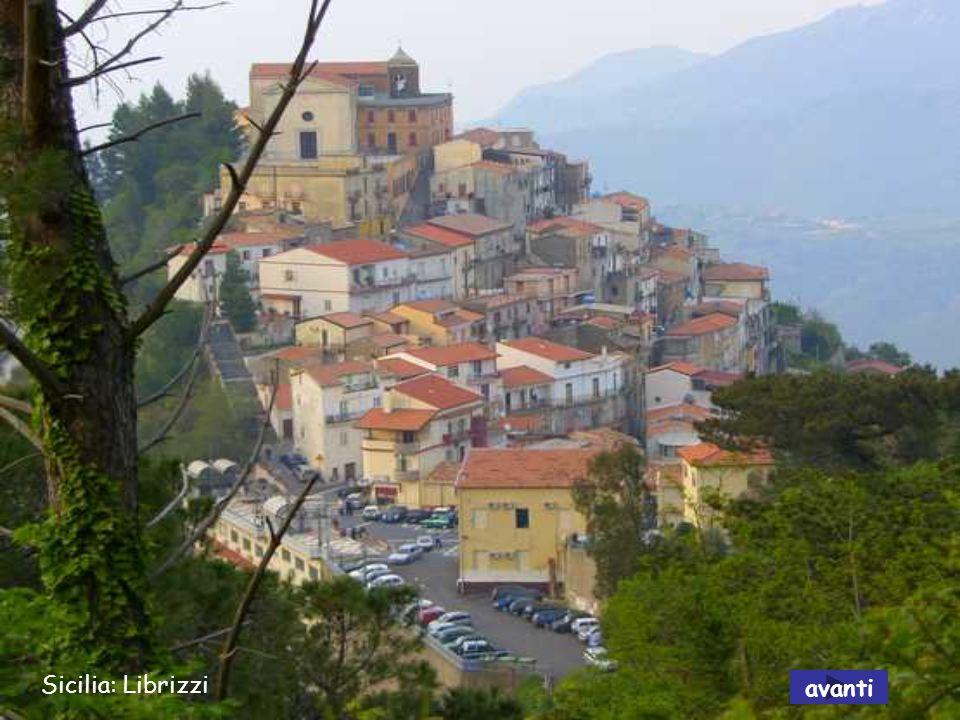 Sicilia: Librizzi avanti