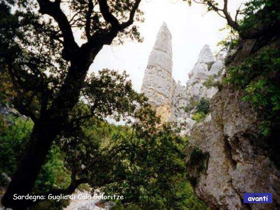 Sardegna: Guglia di Cala Goloritze