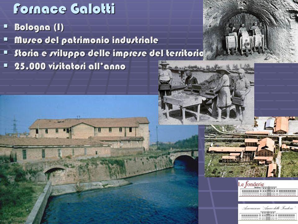 Fornace Galotti Bologna (I) Museo del patrimonio industriale