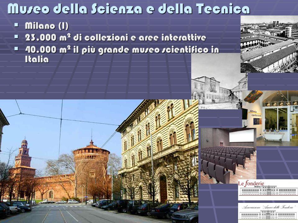 Museo della Scienza e della Tecnica