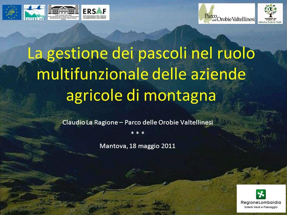 Claudio La Ragione – Parco delle Orobie Valtellinesi