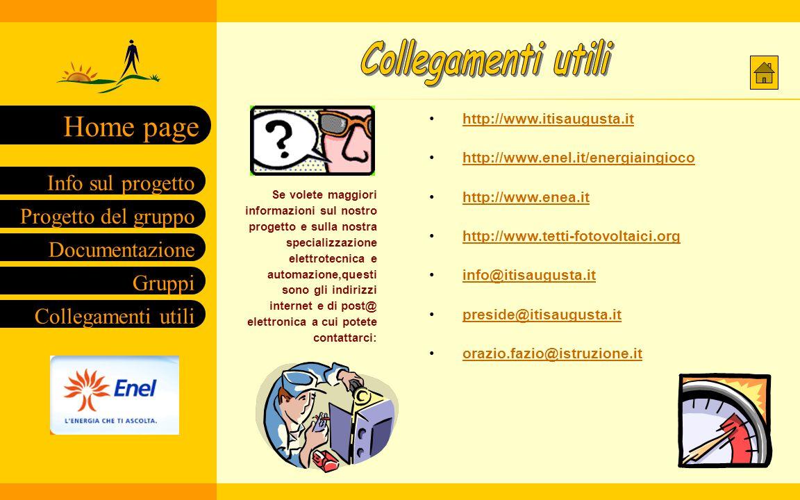 Collegamenti utili http://www.itisaugusta.it