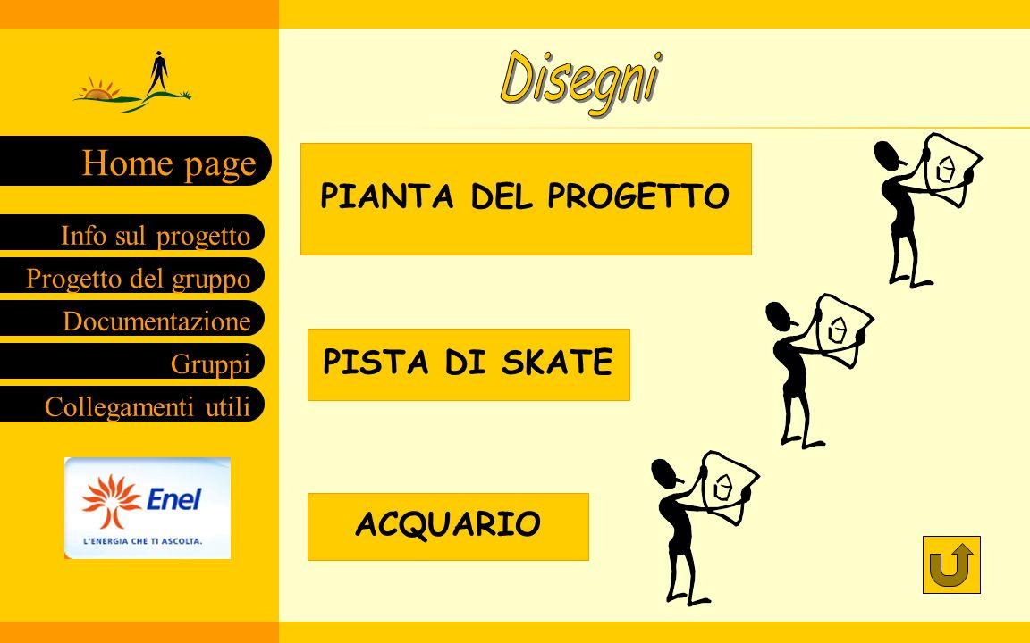 Disegni PIANTA DEL PROGETTO PISTA DI SKATE ACQUARIO