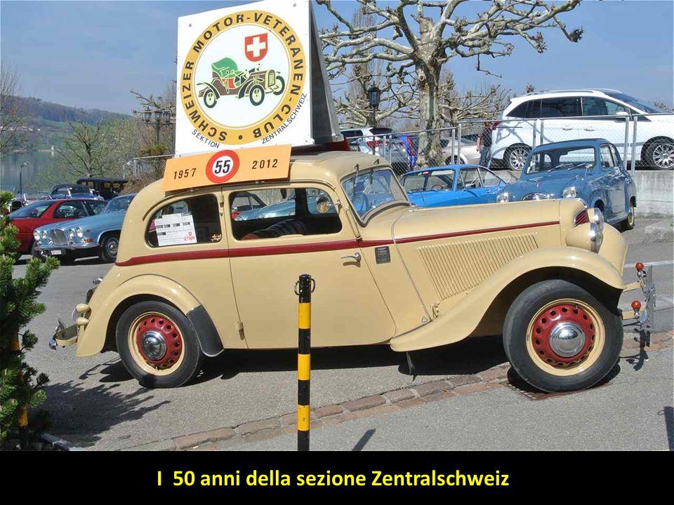 I 50 anni della sezione Zentralschweiz