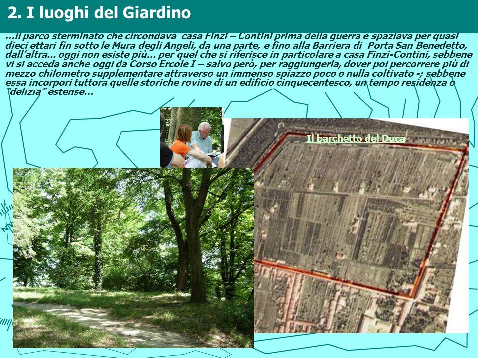 2. I luoghi del Giardino