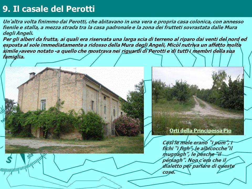 9. Il casale del Perotti
