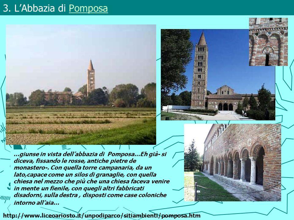 3. L'Abbazia di Pomposa
