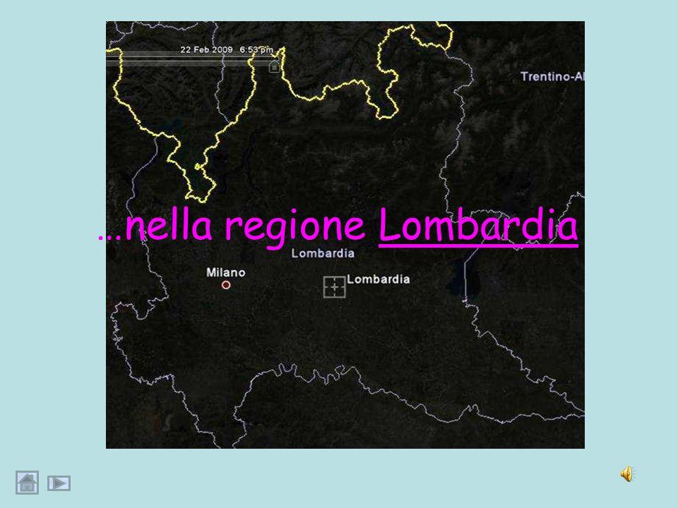 …nella regione Lombardia