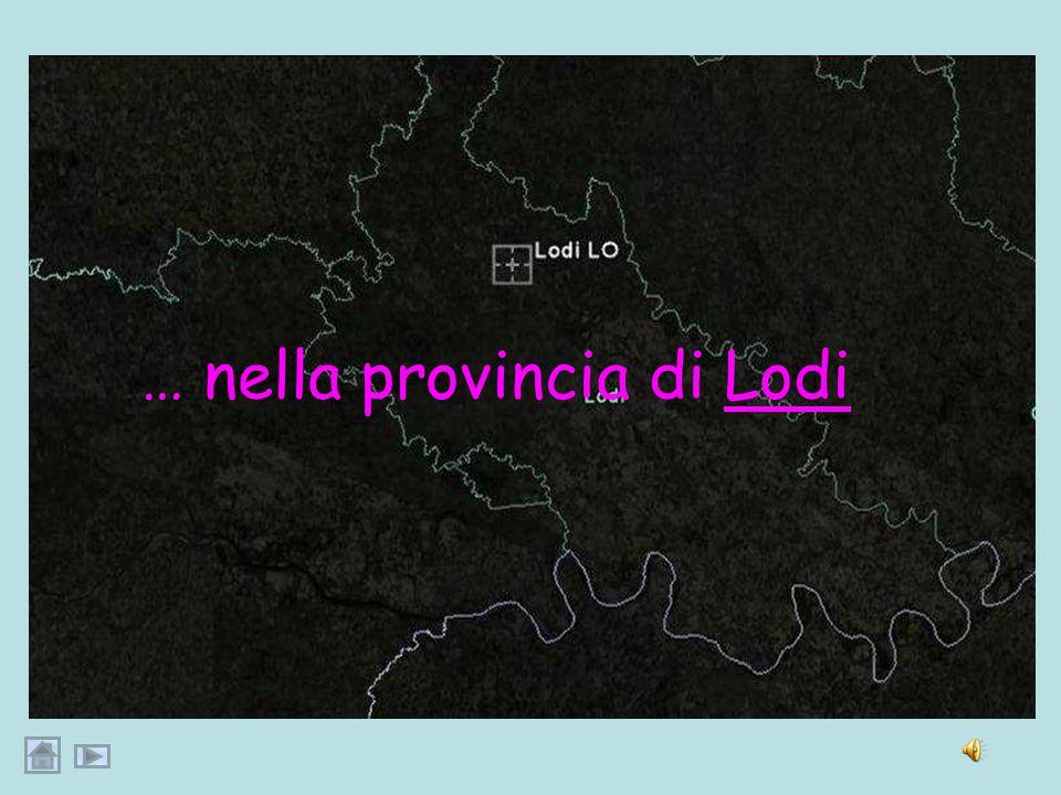 … nella provincia di Lodi