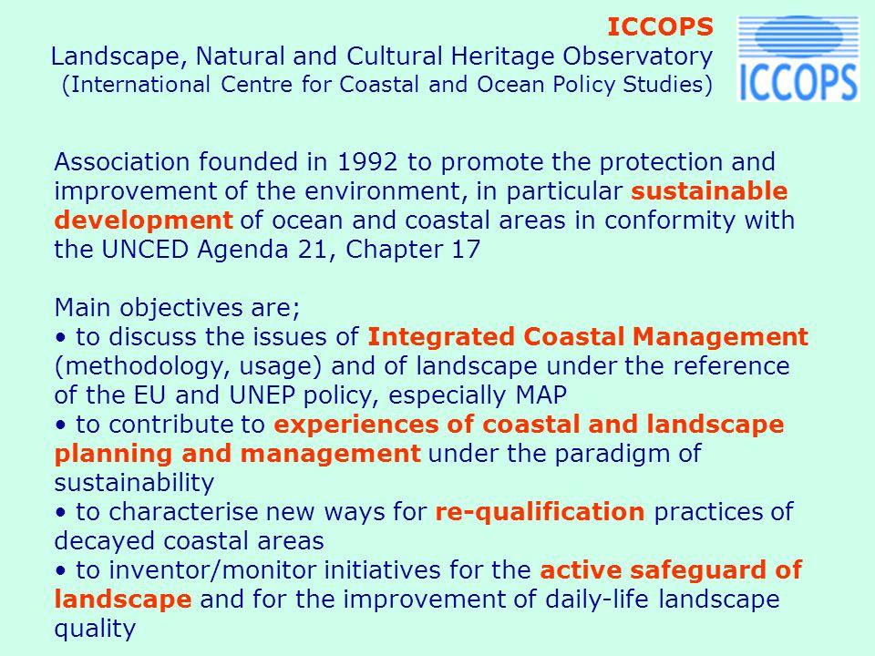 Landscape, Natural and Cultural Heritage Observatory