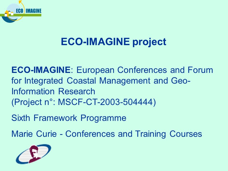 ECO-IMAGINE project