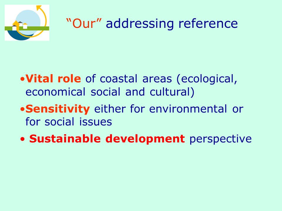 Our addressing reference