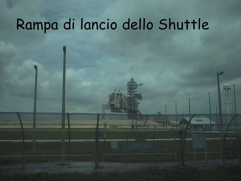 Rampa di lancio dello Shuttle