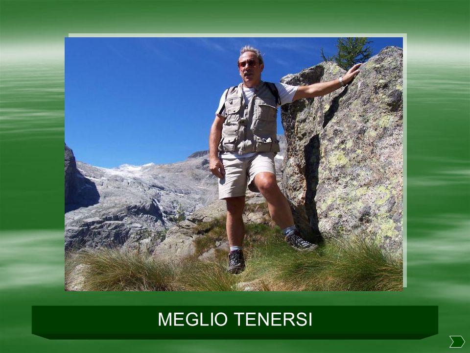 MEGLIO TENERSI
