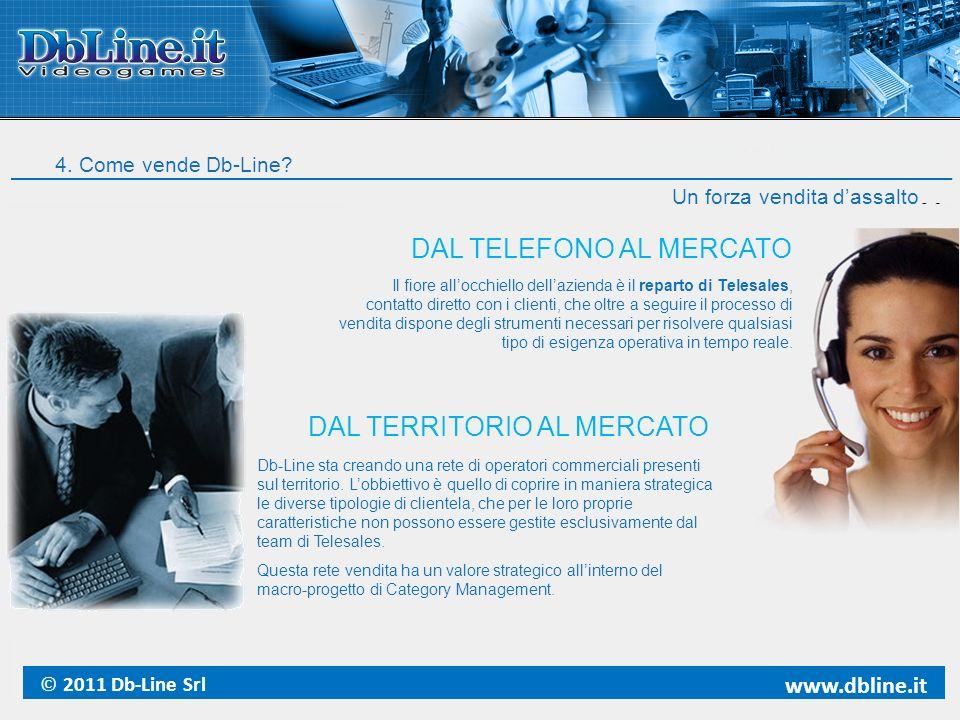 DAL TELEFONO AL MERCATO