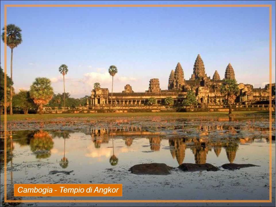 Cambogia - Tempio di Angkor