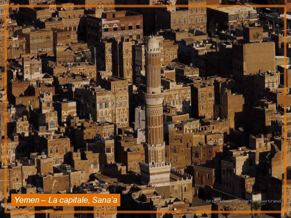 Yemen – La capitale, Sana'a