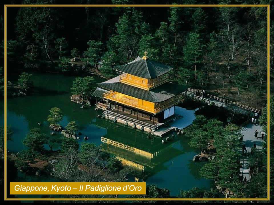 Giappone, Kyoto – Il Padiglione d'Oro
