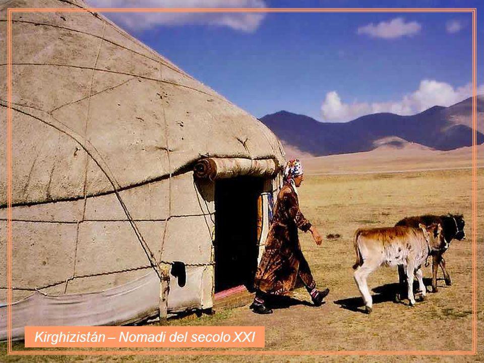 Kirghizistán – Nomadi del secolo XXI