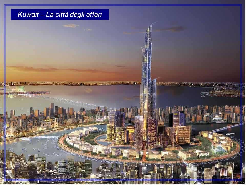 Kuwait – La città degli affari