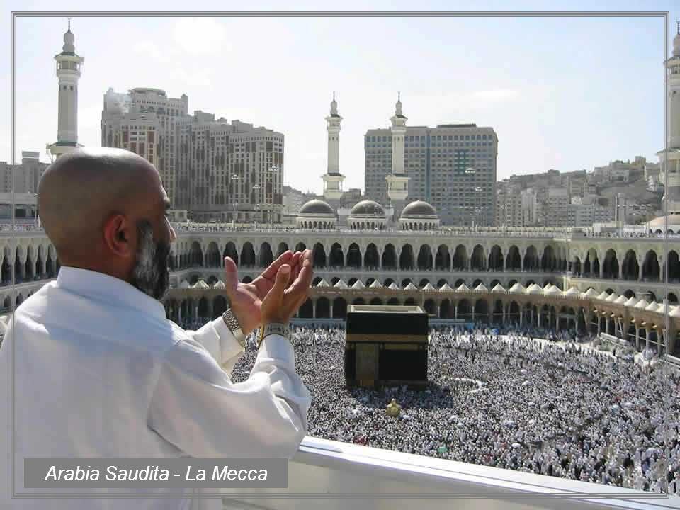 Arabia Saudita - La Mecca