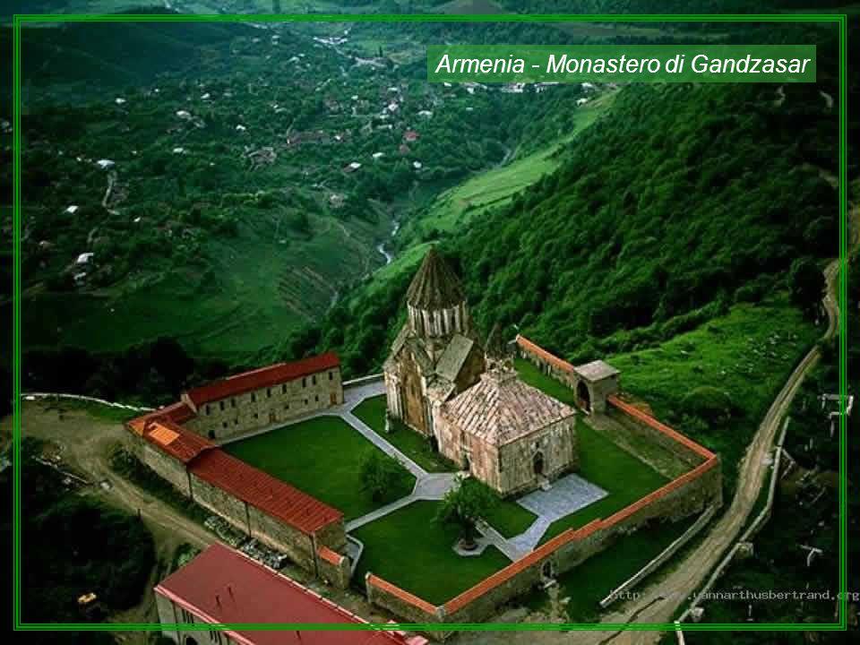 Armenia - Monastero di Gandzasar