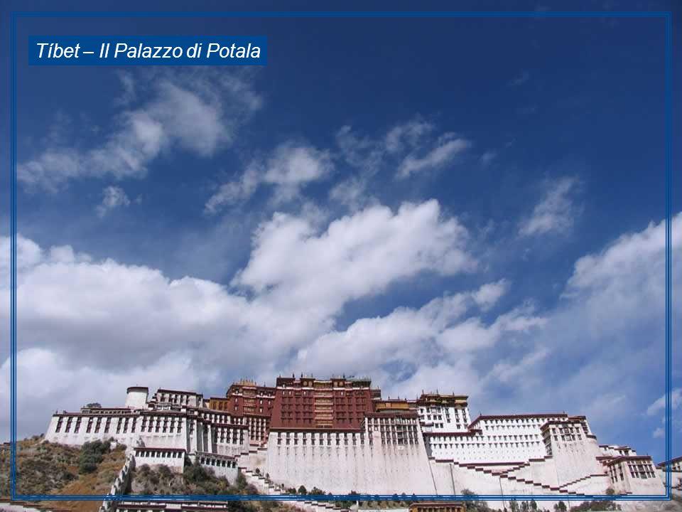 Tíbet – Il Palazzo di Potala