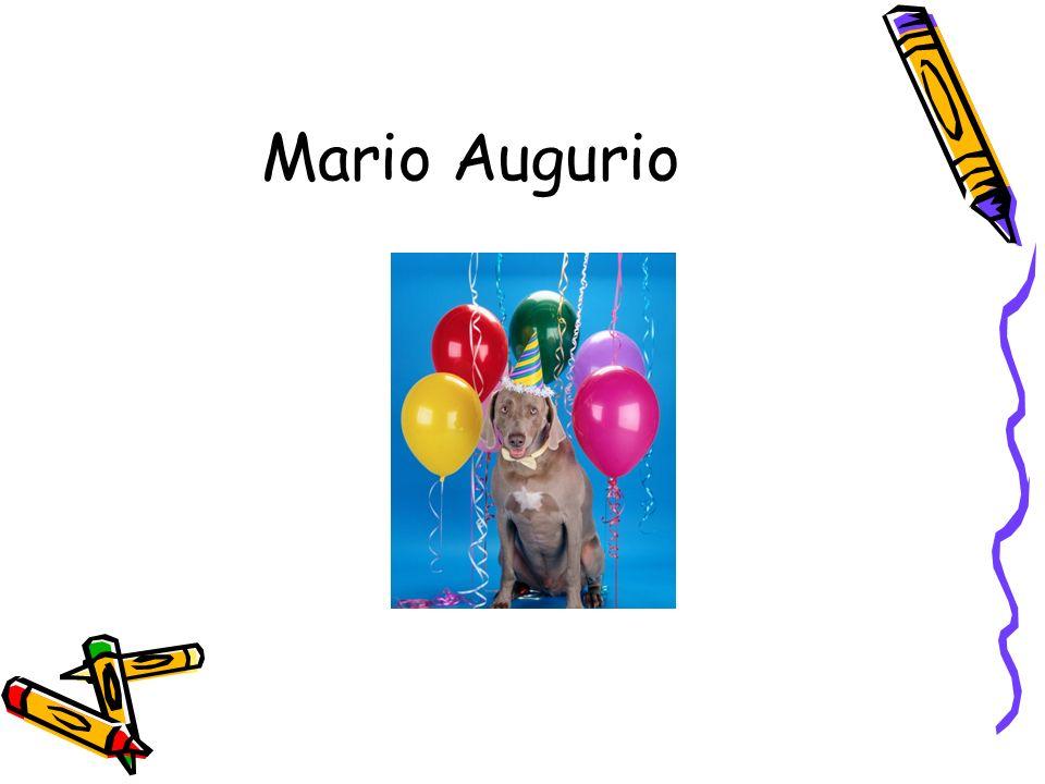 Mario Augurio