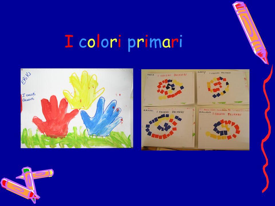 I colori primari