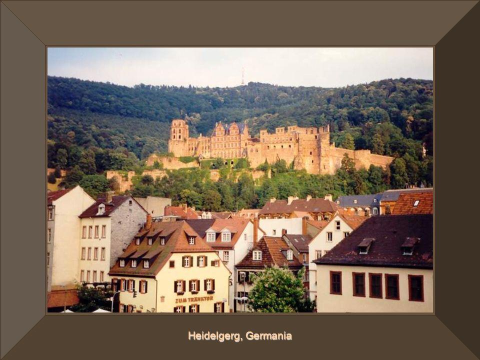 Heidelgerg, Germania