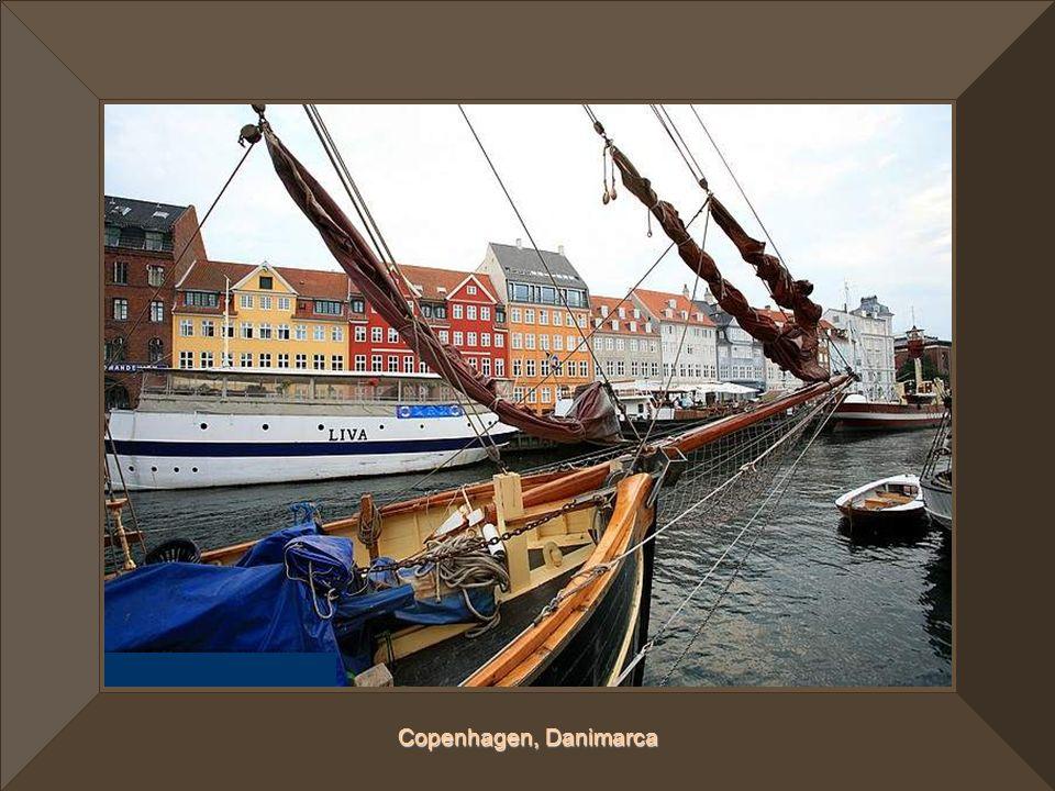 Copenhagen, Danimarca