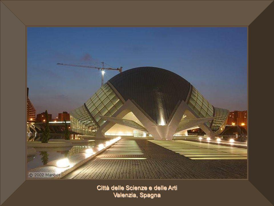 Città delle Scienze e delle Arti