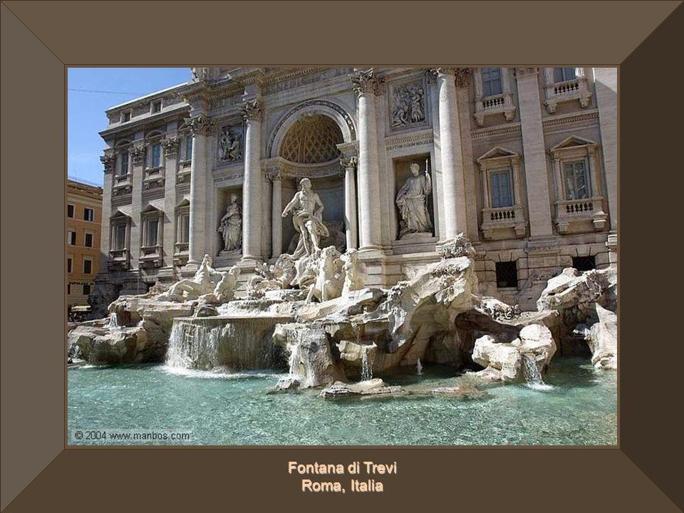 Fontana di Trevi Roma, Italia