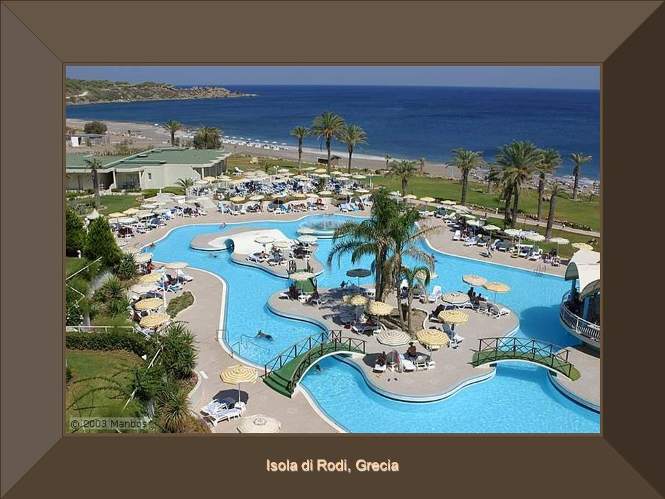 Isola di Rodi, Grecia