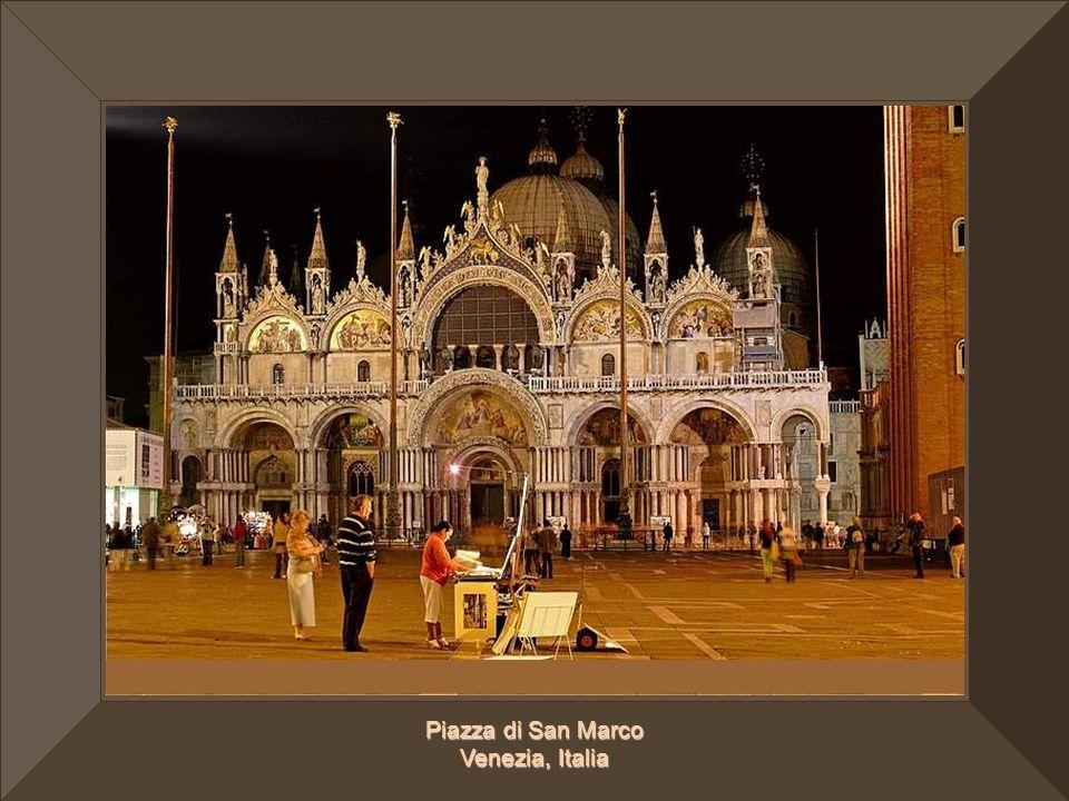 Piazza di San Marco Venezia, Italia