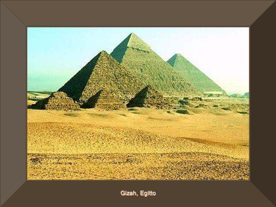 Gizah, Egitto