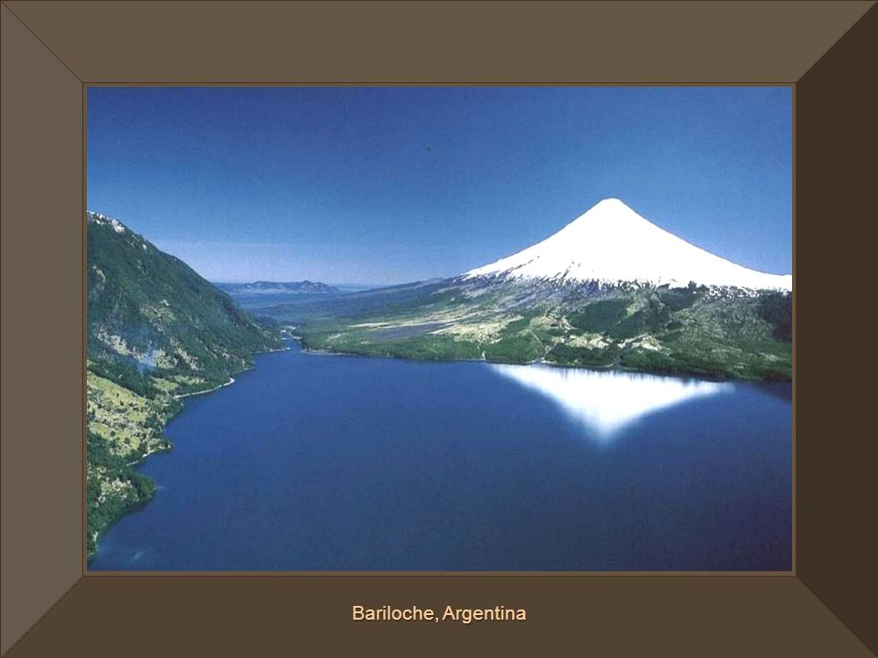 f Bariloche, Argentina
