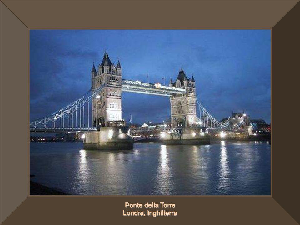 Ponte della Torre Londra, Inghilterra