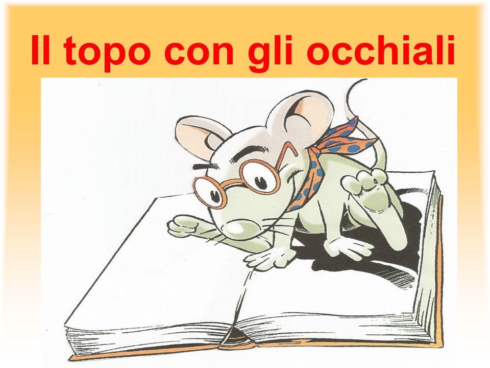 Il topo con gli occhiali