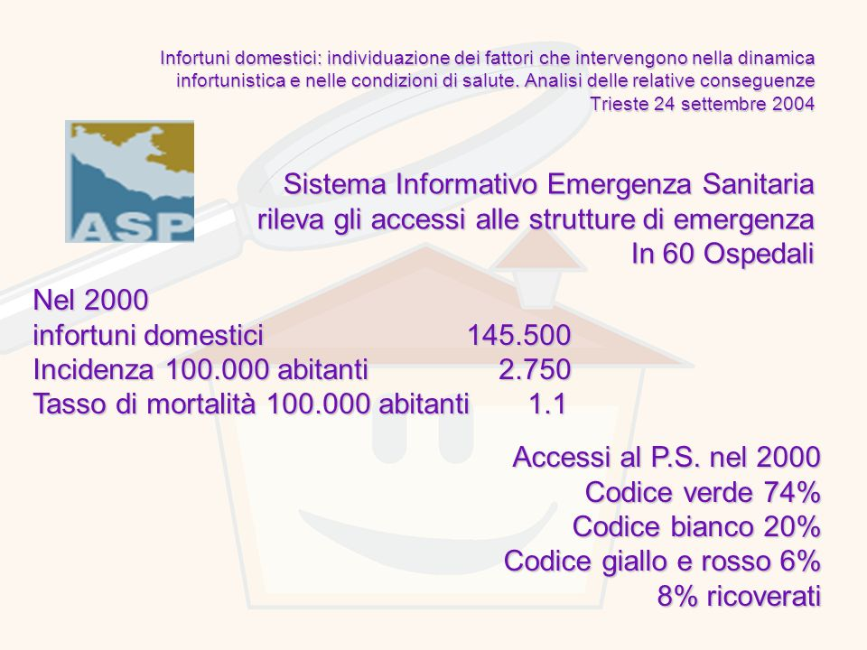 Sistema Informativo Emergenza Sanitaria