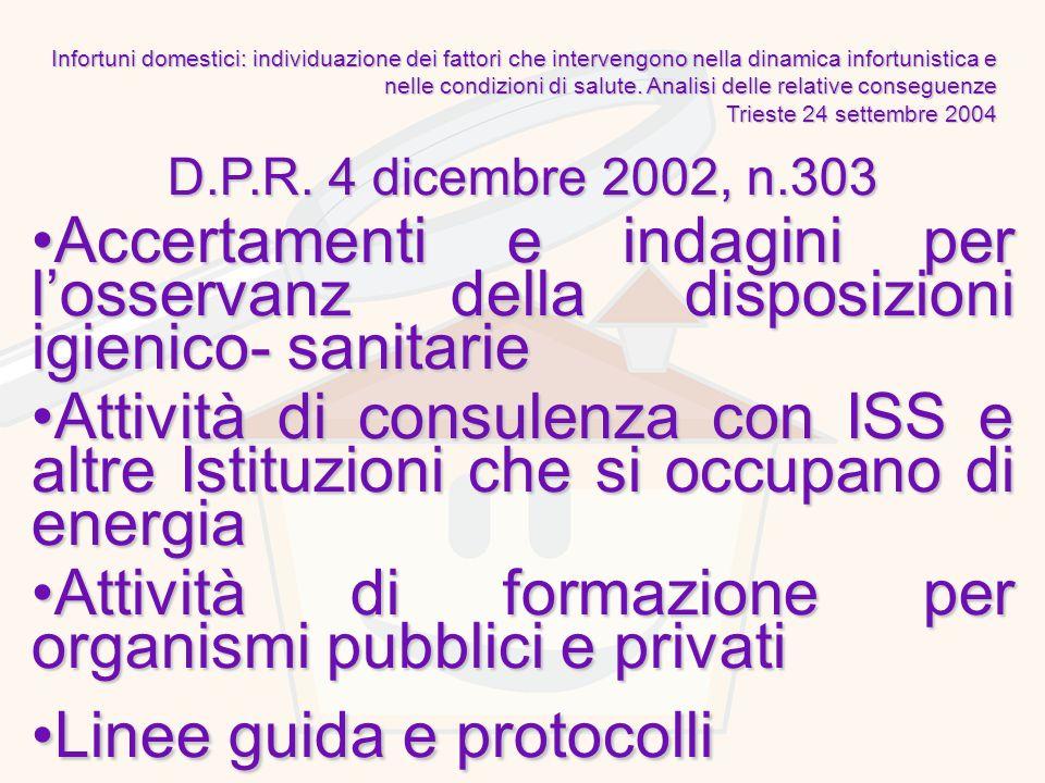 Attività di formazione per organismi pubblici e privati