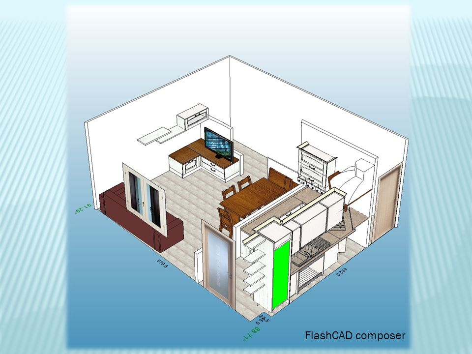 FlashCAD composer