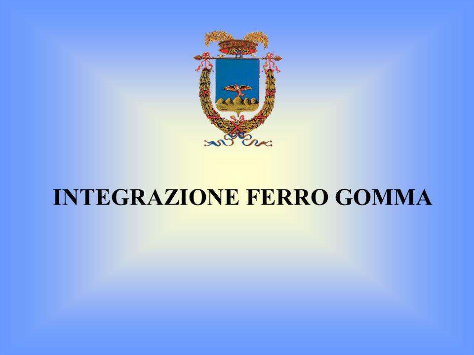 INTEGRAZIONE FERRO GOMMA