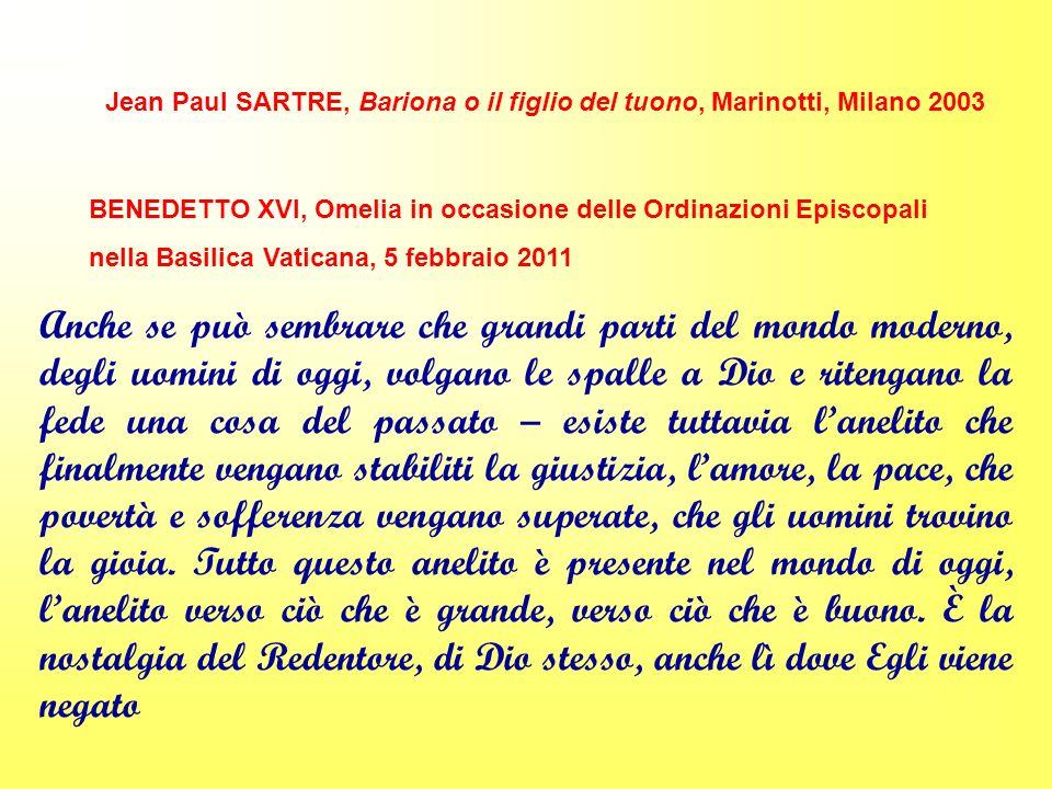 Jean Paul SARTRE, Bariona o il figlio del tuono, Marinotti, Milano 2003