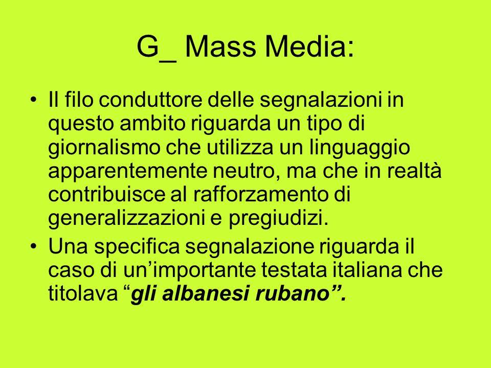 G_ Mass Media:
