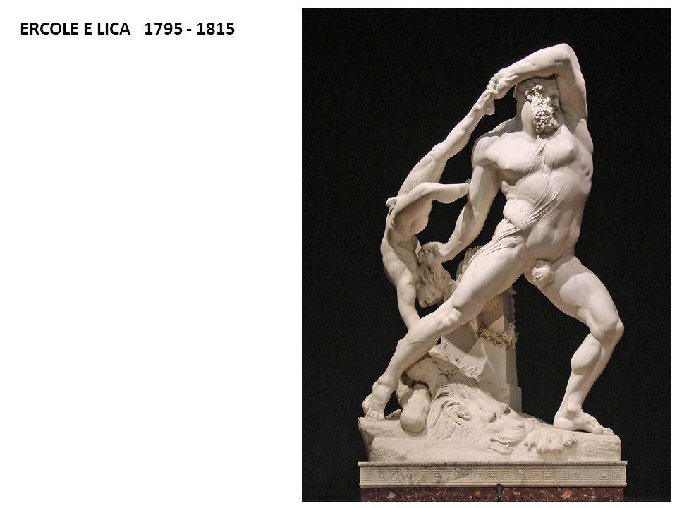 ERCOLE E LICA 1795 - 1815