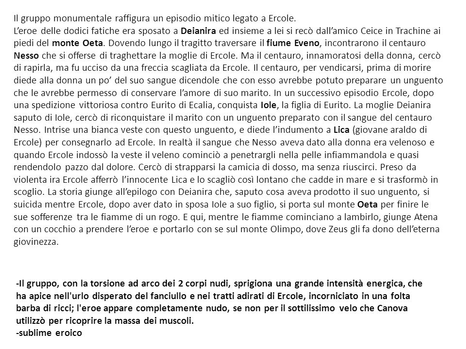 2 lezione neoclassicismo ppt video online scaricare